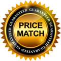 Competitive Price Match Guarantee